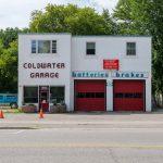 Coldwater Garage